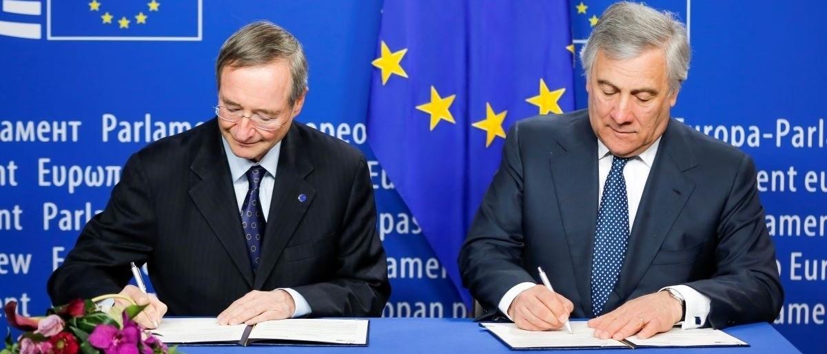 30 January: Signature Memorandum of Understanding with the EP