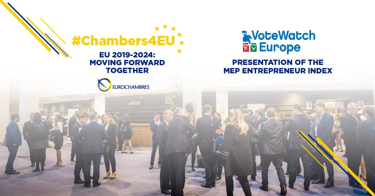 6 March: Launch #Chambers4EU campaign