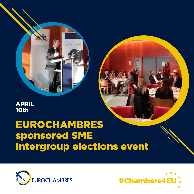 10 April: Final SME Intergroup of the 2014-19 European Parliament term