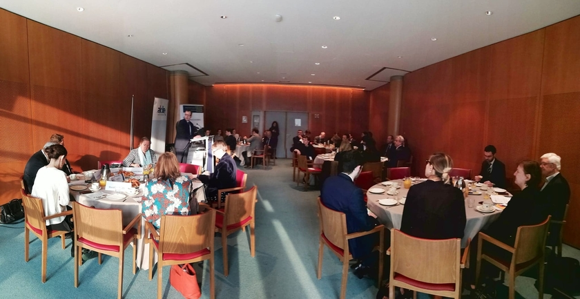 10 April: Final SME Intergroup of the 2014-19 European Parliament term